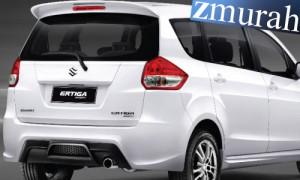 Spesifikasi Harga Suzuki Ertiga Sporty Matic Review 2014