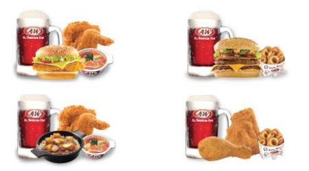 AW Delivery menu Jakarta A&W Indonesia Menu Delivery Jakarta