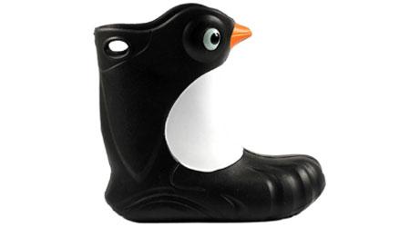 Polliwalks Penguin Black Review Online Sandal dan Sepatu Bayi Polliwalks Indonesia