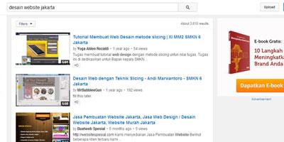 cari uang via youtube Cara Mencari Uang Dapat Duit Dengan Bermain Youtube