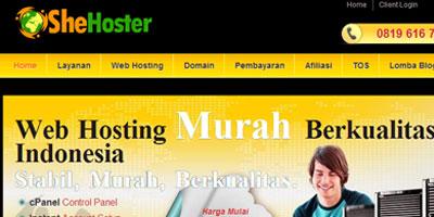 hosting murah malaysia Web Hosting Murah Berkualitas Indonesia Terbaik Unlimited