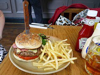 Daftar Restoran Makanan Fast Food Burger Paling Enak Murah