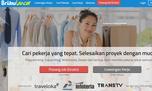 cara mencari pekerjaan di freelancer.co .id  Info Lowongan Kerja Freelance Online dari Rumah Terbaru