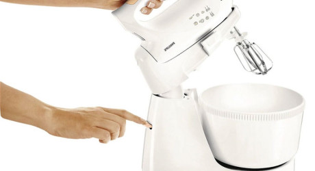Mau Tahu Kelebihan Mixer Philips HR1538-80 ?