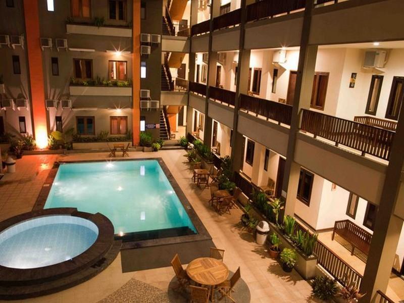 foto hotel malabar di pangandaran Hotel Nyaman Di Pangandaran Pinggir Pantai