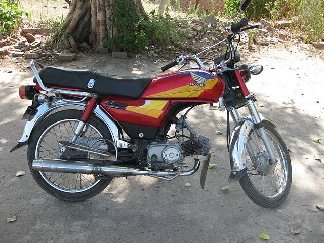 foto modifikasi motor honda jadul Keunggulan Motor Honda Dibandingkan Dengan Motor Yang Lain