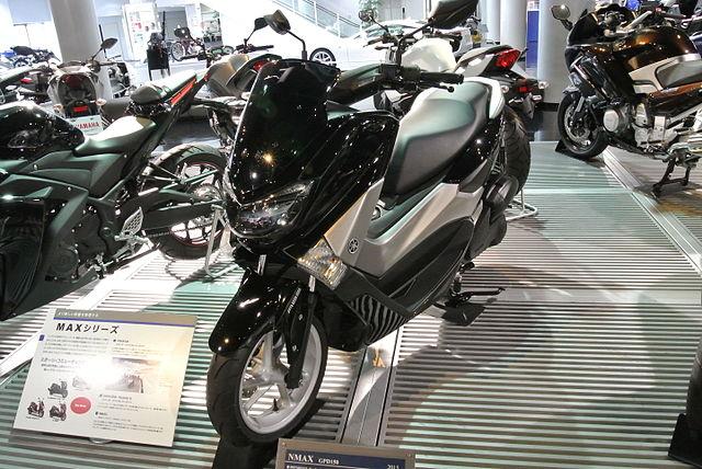 galeri foto dan harga detail motor yamaha nmax 150 155 indonesia bagian pertama mesin Yamaha Nmax Non Abs, Skuter Matic Berkecepatan Tinggi