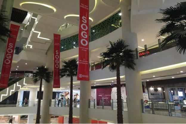 pentacity shopping venue Belanja dan Nongkrong Mewah di Pentacity Balikpapan