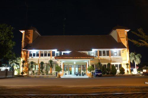 Balai Kota Tangsel/Wikimedia
