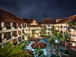 Hotel Keluarga Untuk Refreshing Sekitar Bogor