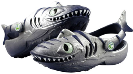 Sandal-Polliwalks-Shark-Nav