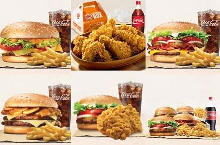 lokasi alamat outlet klenger burger king