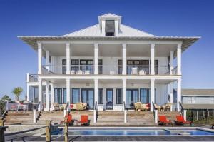 desain fasad eksterior rumah mungil cantik minimalis