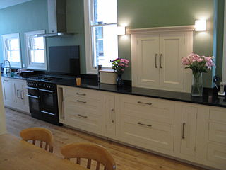 gambar lemari dapur minimalis modern