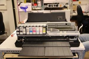 tutorial cara isi ulang tinta warna printer hp deskjet 1050 refill praktis tidak repot