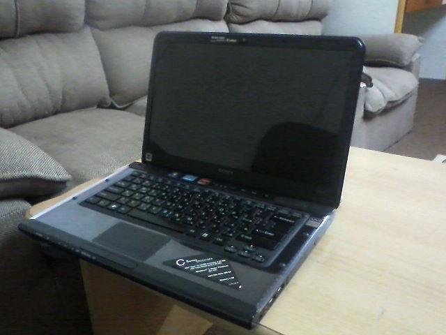 galeri foto gambar laptop sony vaio jual bekas beli baru