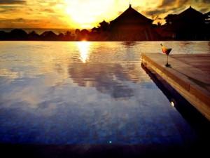galeri foto hotel terbaik di bali untuk honeymoon