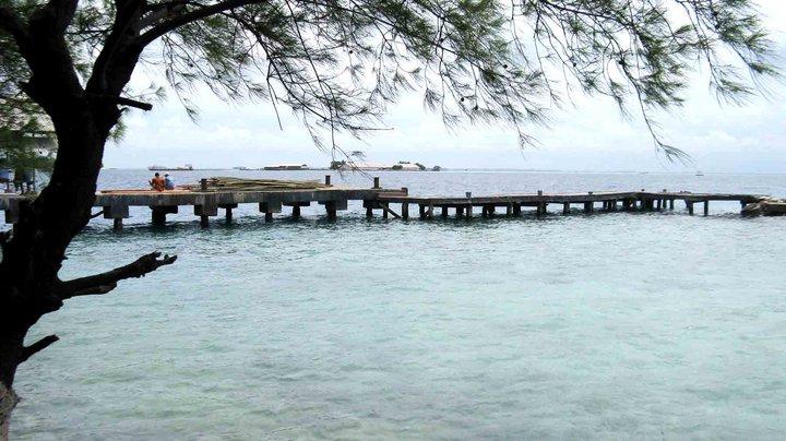 galeri foto wisata pulau pramuka