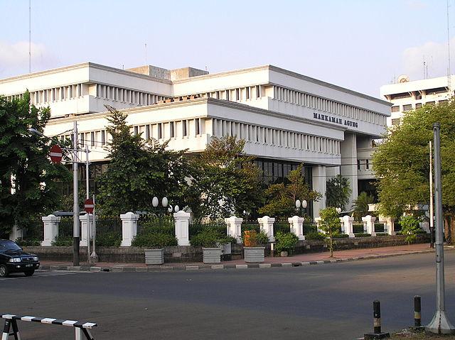 gambar foto gedung mahkamah agung ri jakarta