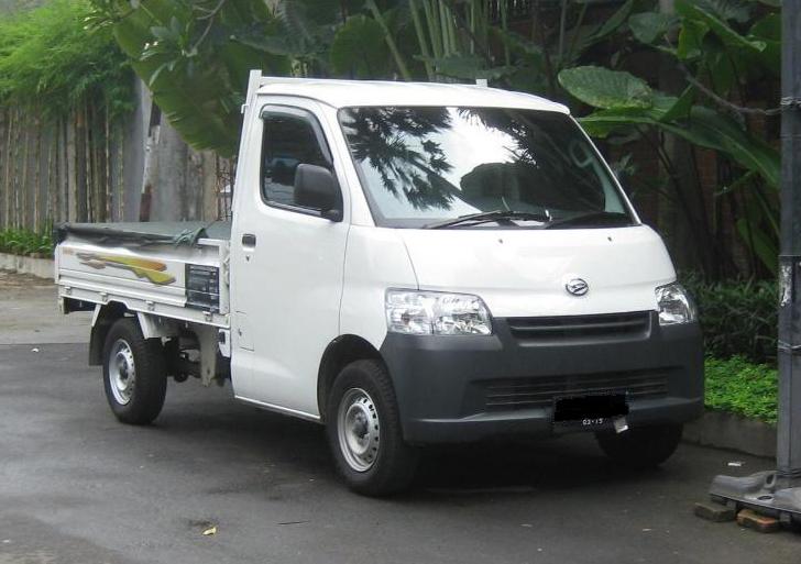 gambar mesin interior foto modifikasi mobil daihatsu gran max pick up
